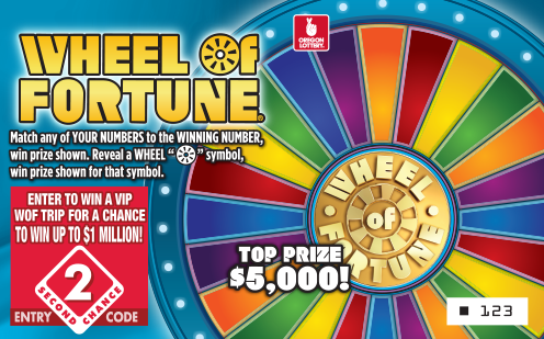 Wheel Of Fortune $1